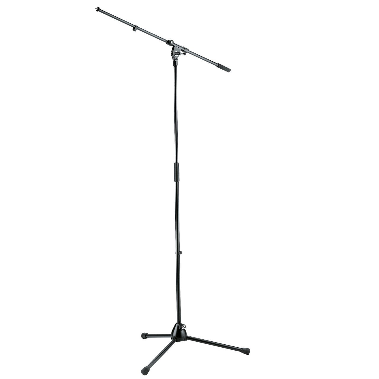 Microphone Accessories - Konig & Meyer 210/2 Heavy Duty Microphone Boom Stand (Black)