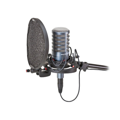 Microphone Accessories - Rycote InVision USM Studio Kit - Shock Mount & Pop Filter