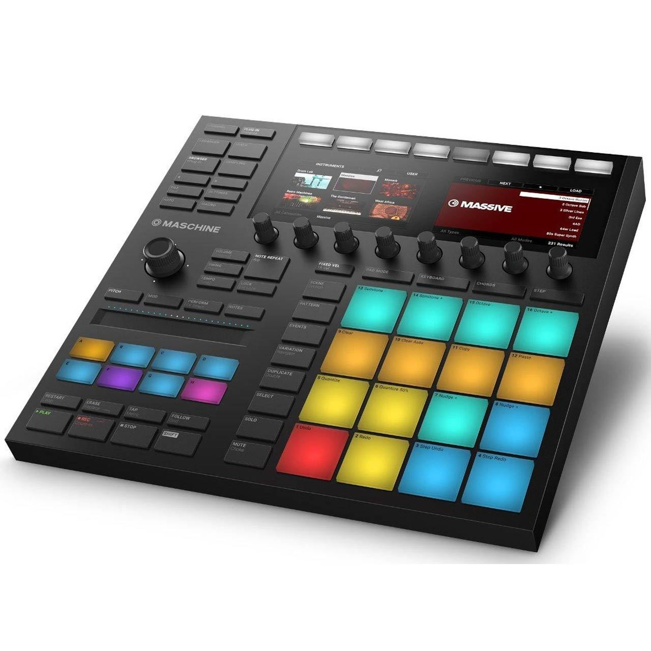 MIDI Controllers - Native Instruments Maschine Mk3