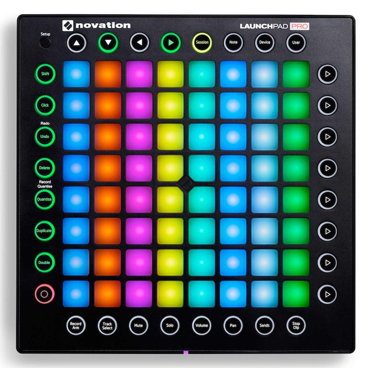 Novation Launchpad Pro (MKI) Professional Grid Instrument with FREE Case