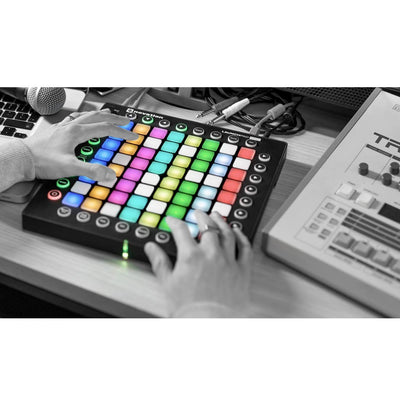 MIDI Controllers - Novation Launchpad Pro Professional Grid Instrument