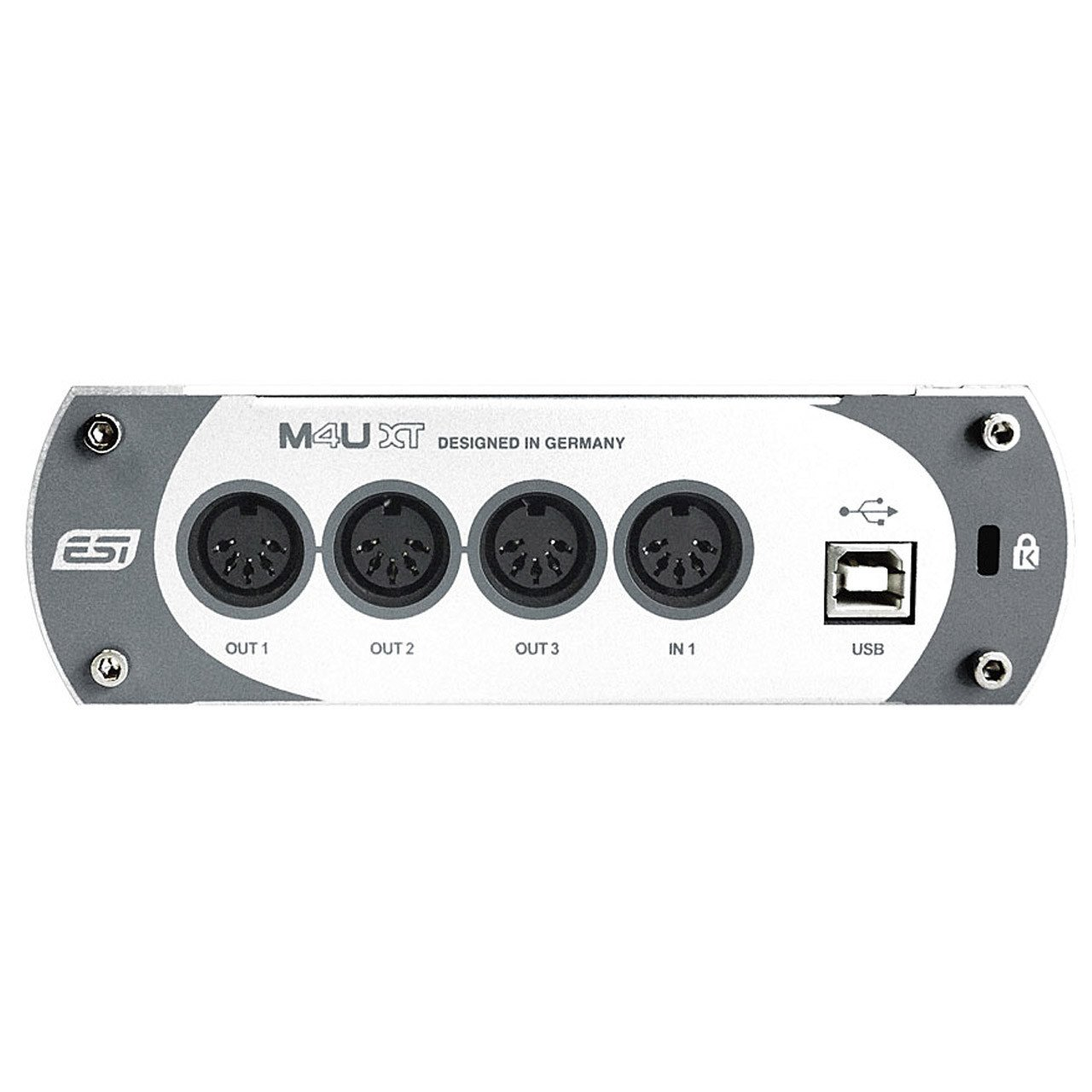 MIDI Interfaces - ESI M4U XT 4 Channel MIDI Interface