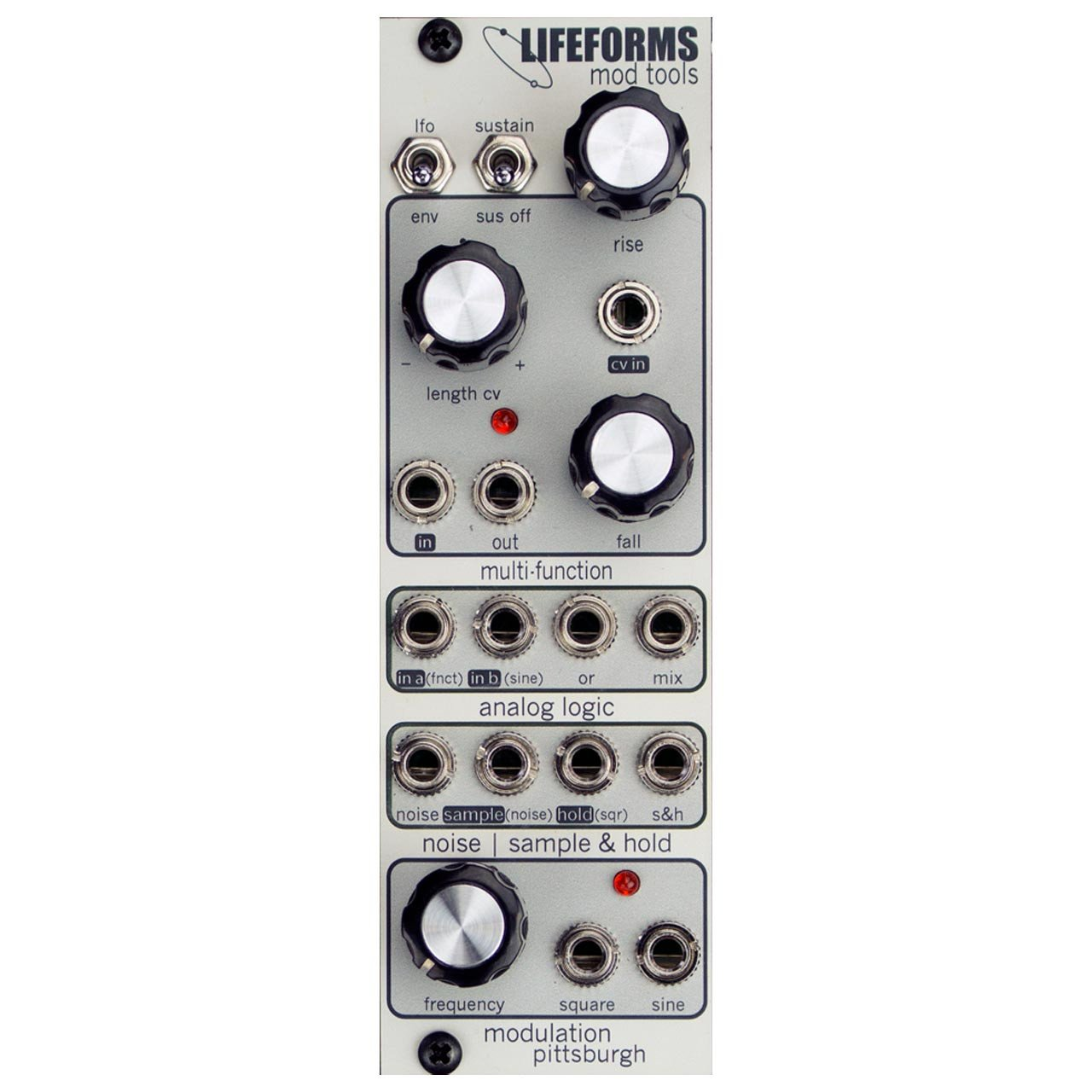 Modular - Pittsburgh Modular Lifeforms Mod Tools - Multi-Function Modulation Module