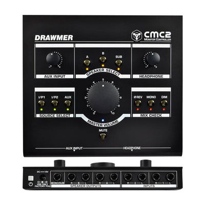 Monitor Controllers - Drawmer CMC2 - Compact Monitor Controller