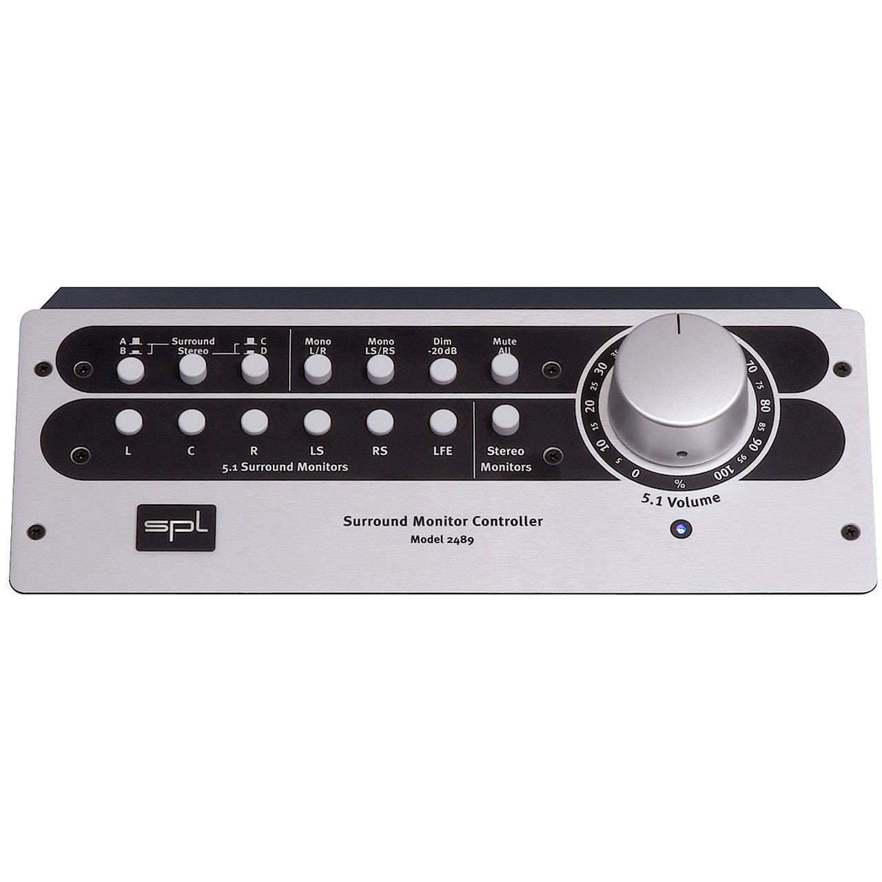 Monitor Controllers - SPL SMC Stereo And 5.1-Surround Monitor Controller