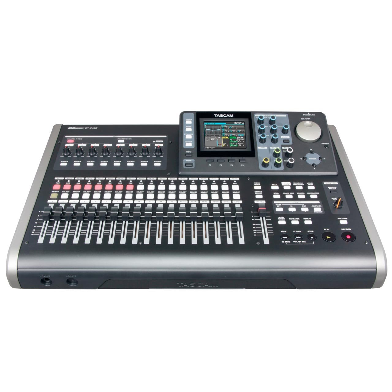 Multitrack Recorders - TASCAM DP-24SD 24-Track Digital Portastudio