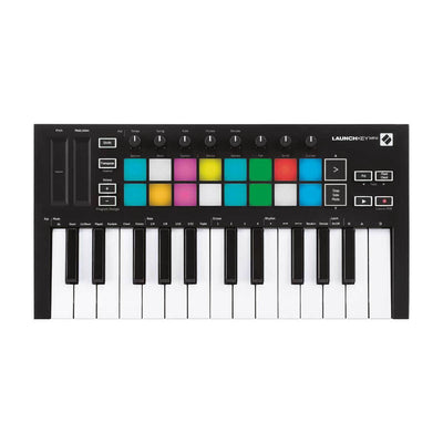 Novation LaunchKey Mini Mk3 Top