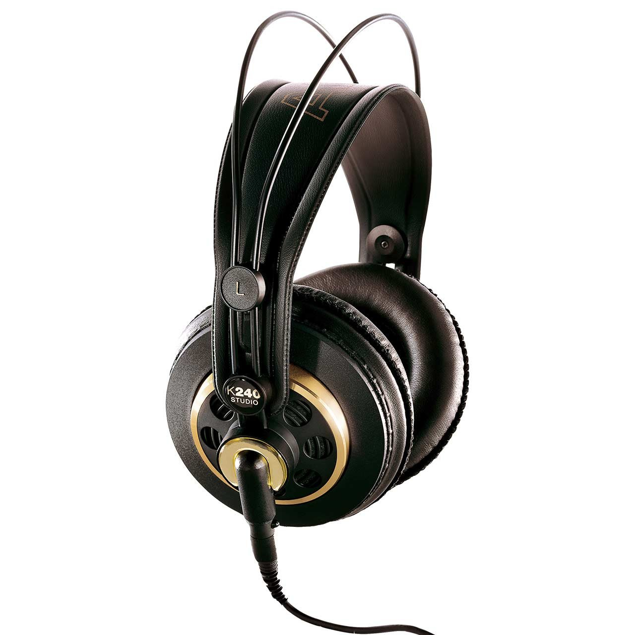 AKG K240 Studio Professional Over-Ear Semi-Open Headphones