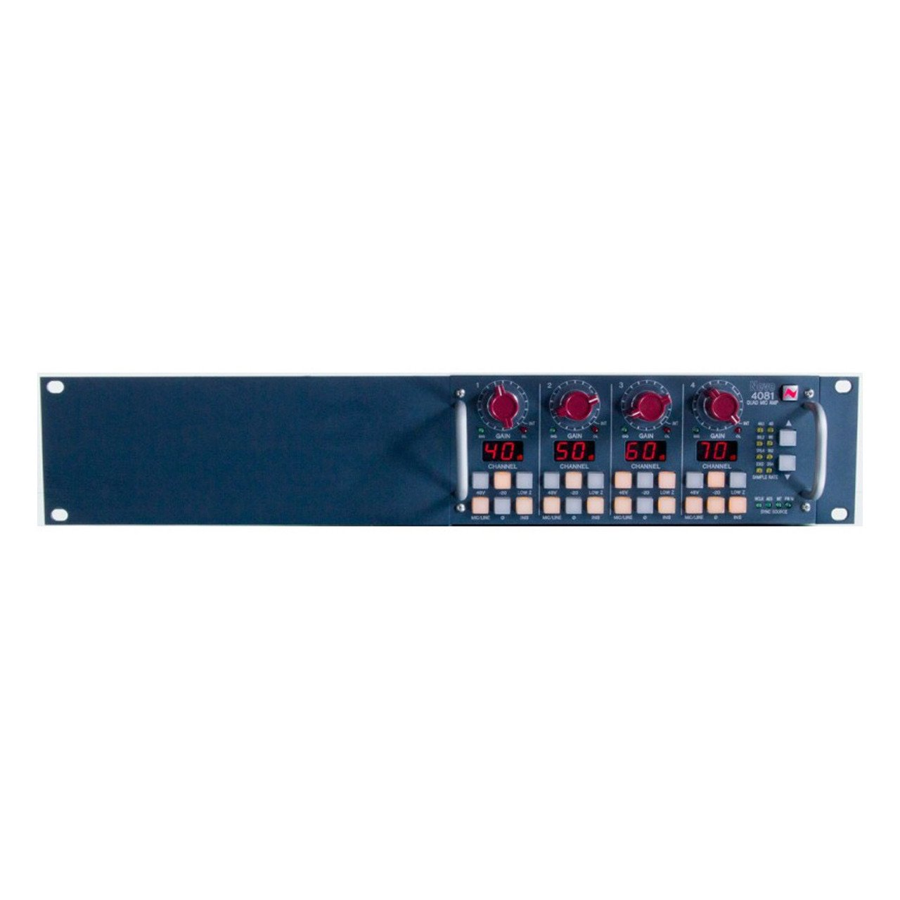 Outboard Accessories - Neve AMS 4081 Rackmount Kit
