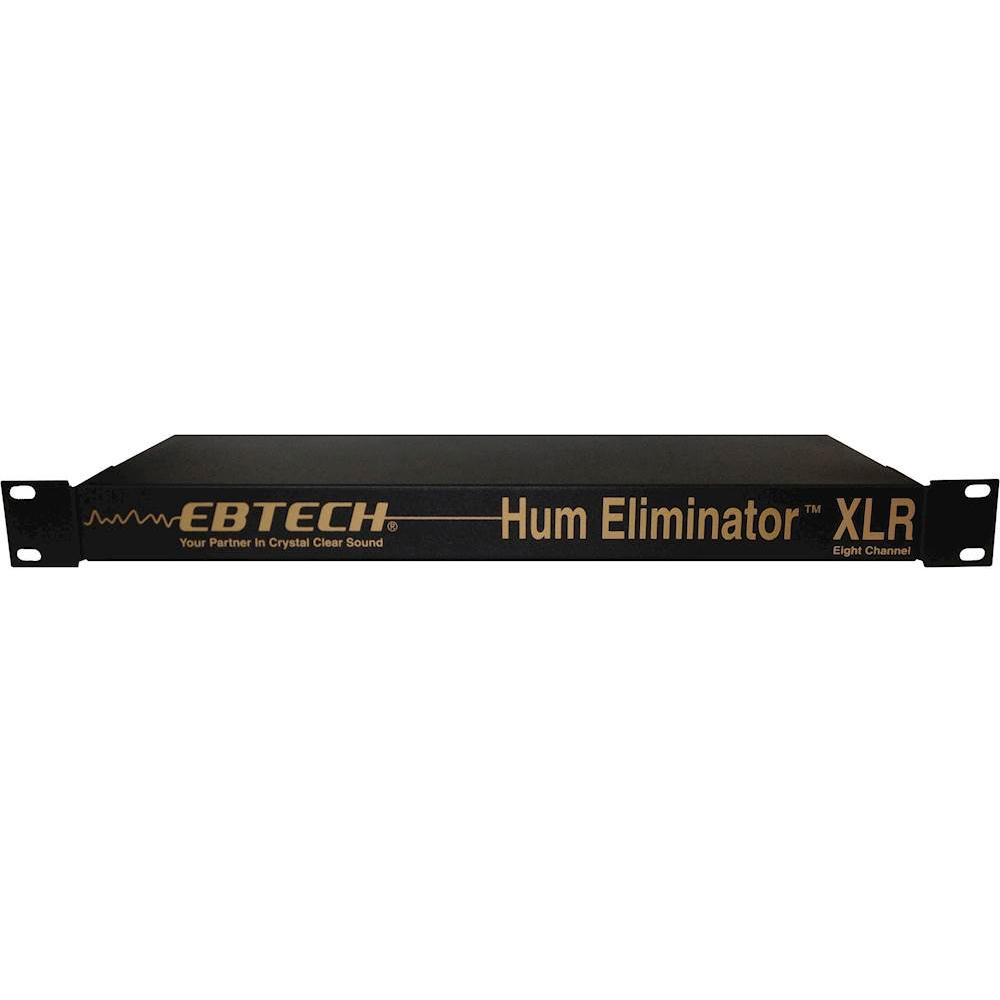 PA Accessories - EBTech Hum Eliminator 8-channel Rack-Mountable W/XLR Connectors