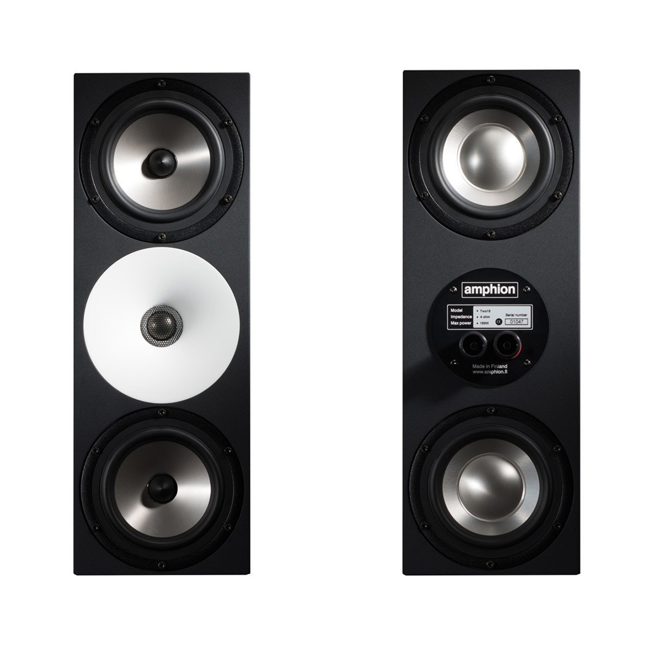 Amphion two15 Passive 2-way Studio Monitors (PAIR)