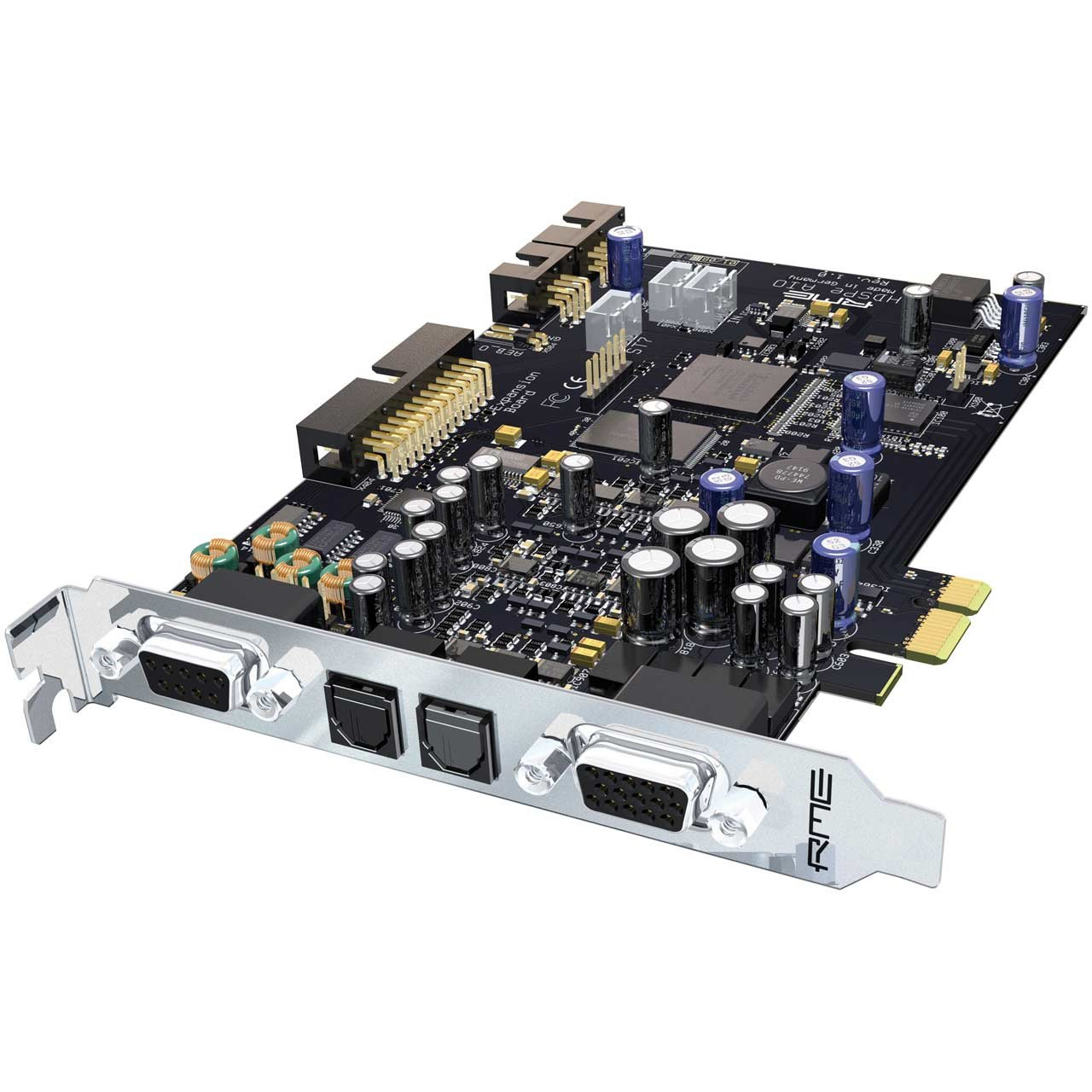 PCI/PCIe Audio Interfaces - RME HDSPe AIO 38-Channel 24-bit/192kHz PCI Express Card