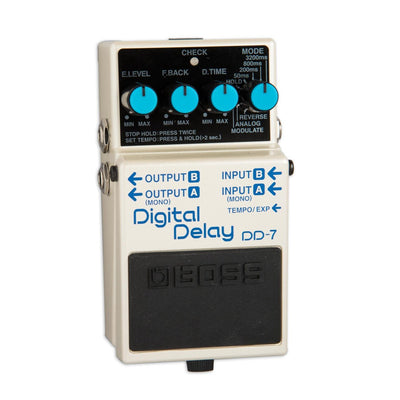Pedals & Effects - BOSS DD-7 Digital Delay Pedal