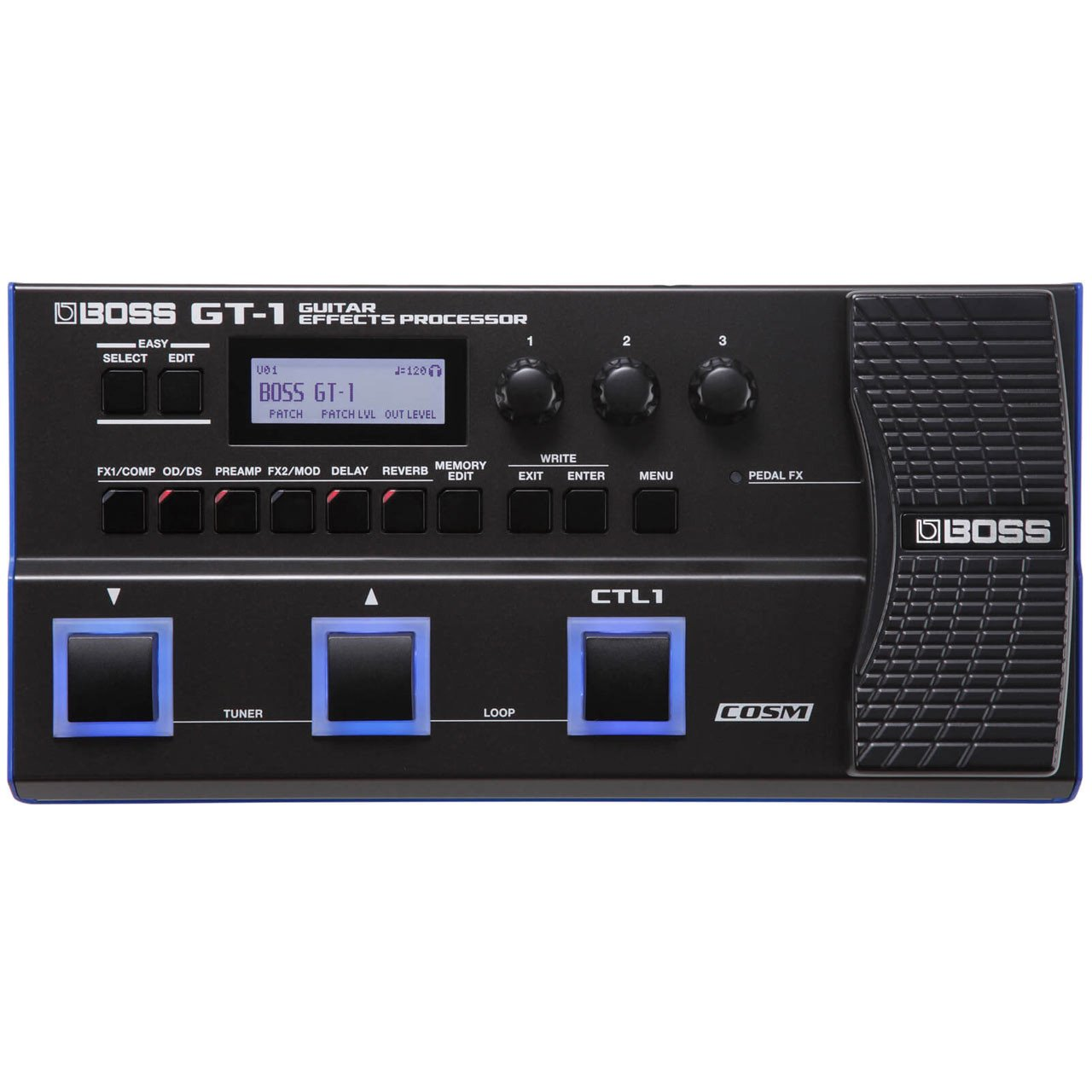 Pedals & Effects - BOSS GT-1 Guitar Effects Processor
