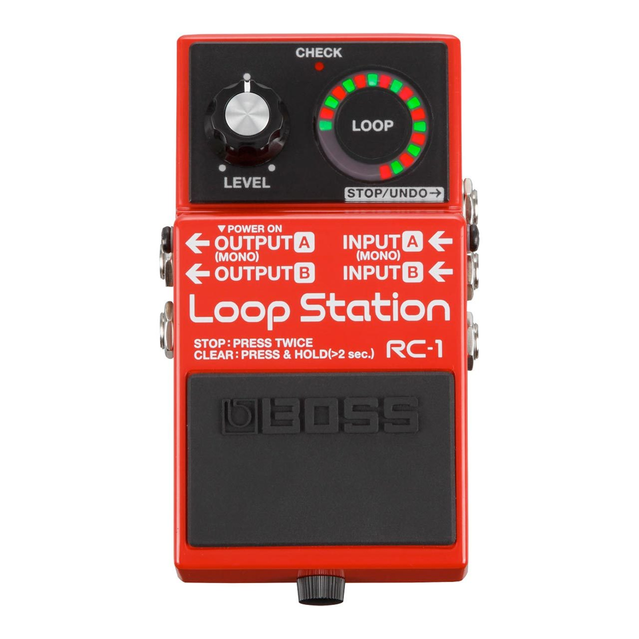 Pedals & Effects - BOSS RC-1 Loop Station Pedal