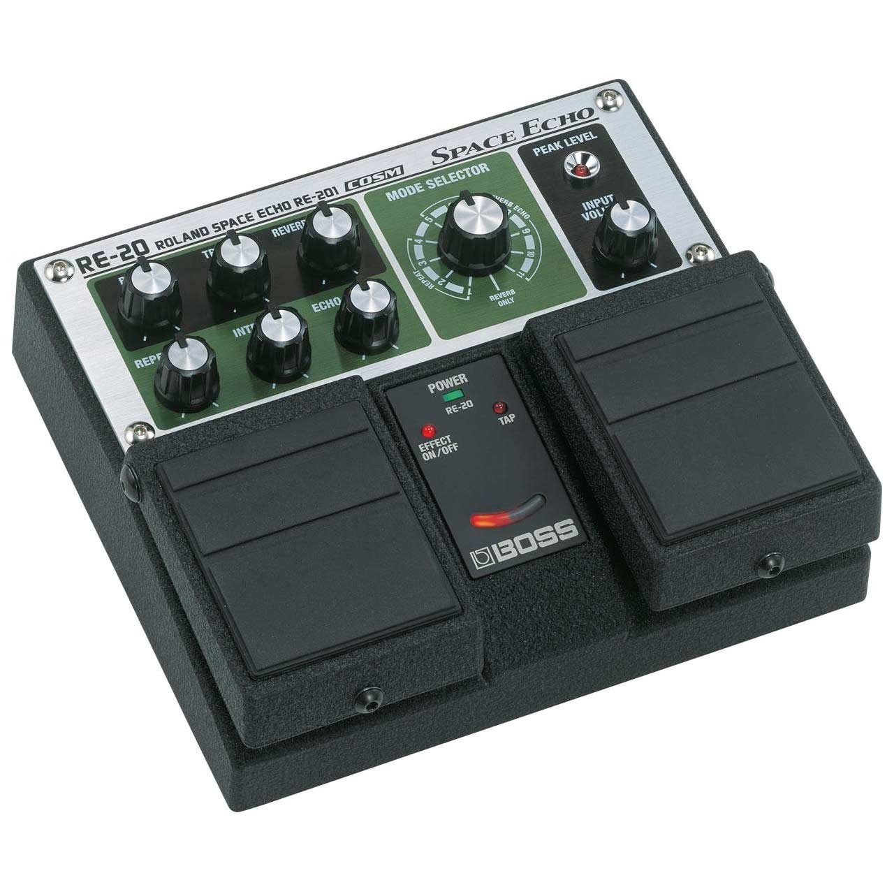 Pedals & Effects - BOSS RE-20 Space Echo