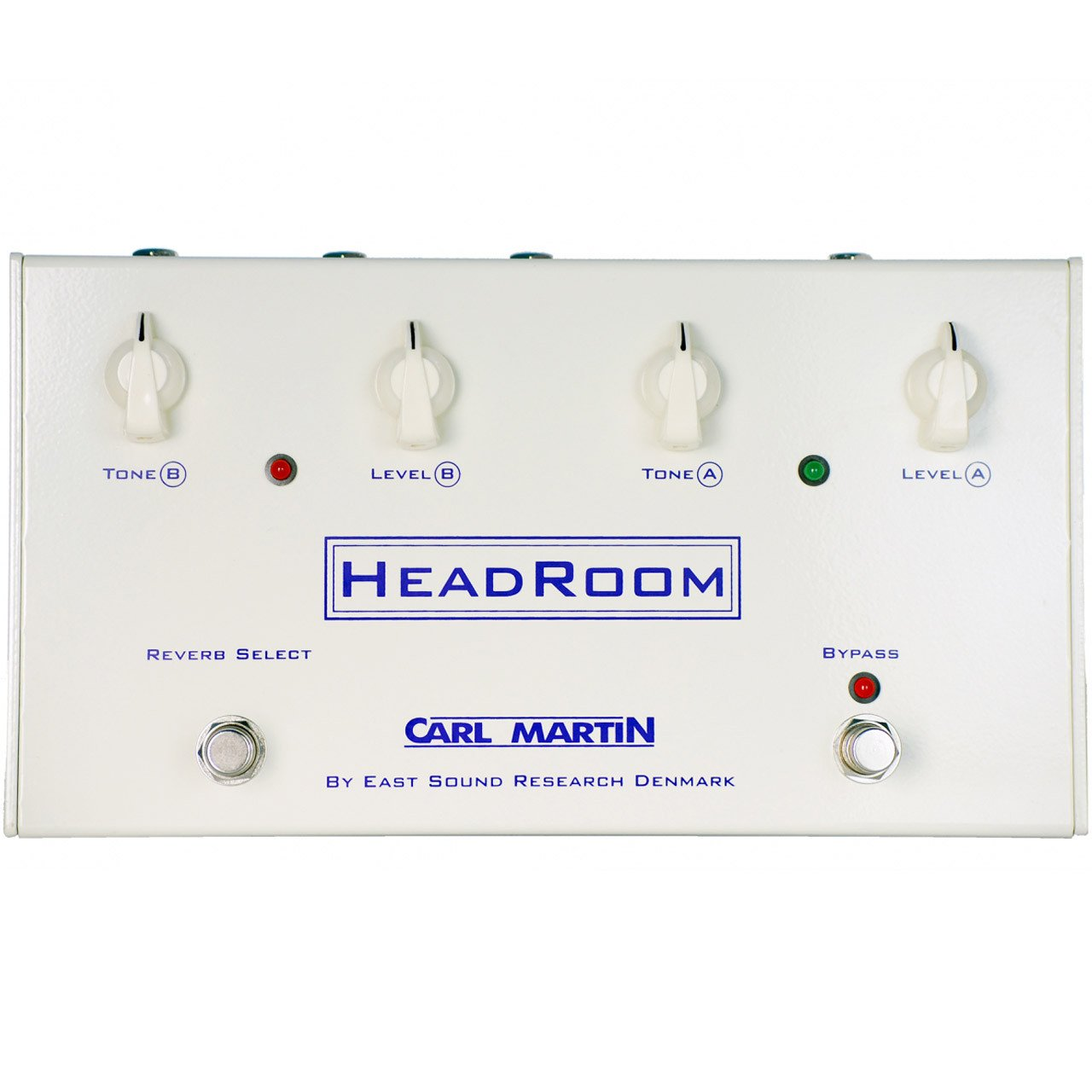 Carl Martin Headroom Spring Reverb Guitar Pedal