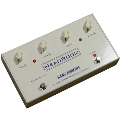 Pedals & Effects - Carl Martin Headroom Spring Reverb Guitar Pedal