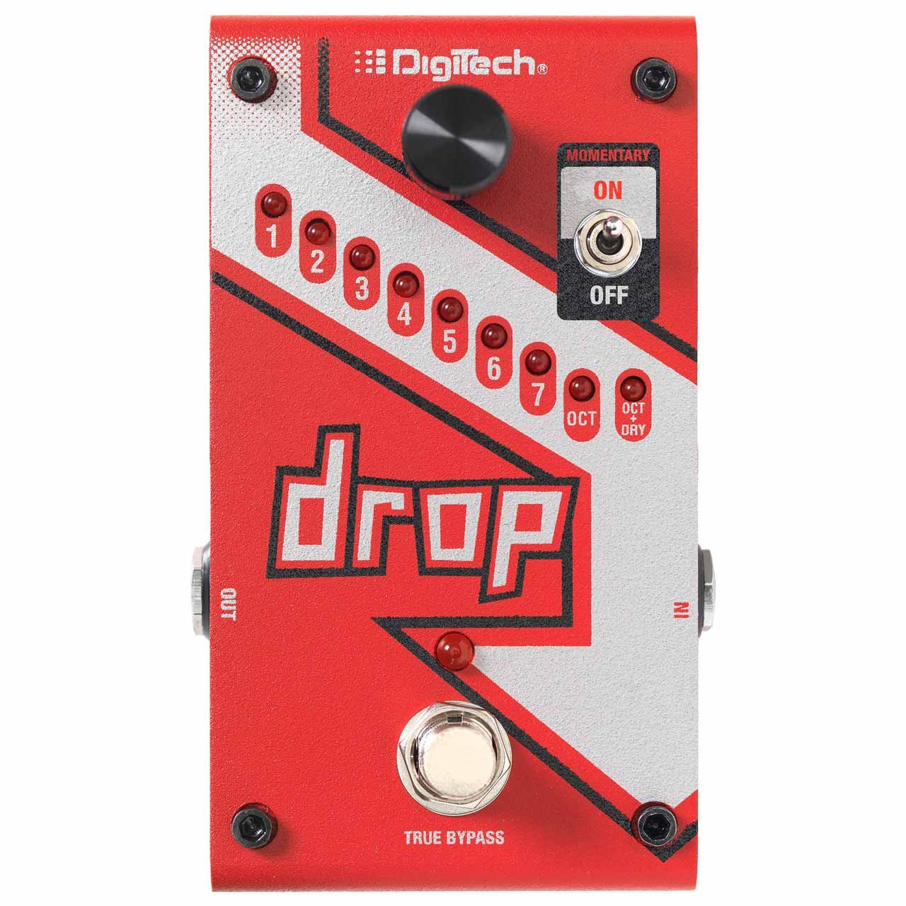 Pedals & Effects - Digitech DROP Guitar Pedal