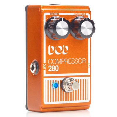 Pedals & Effects - DOD Compressor 280 Re-issue (2014) Guitar Pedal
