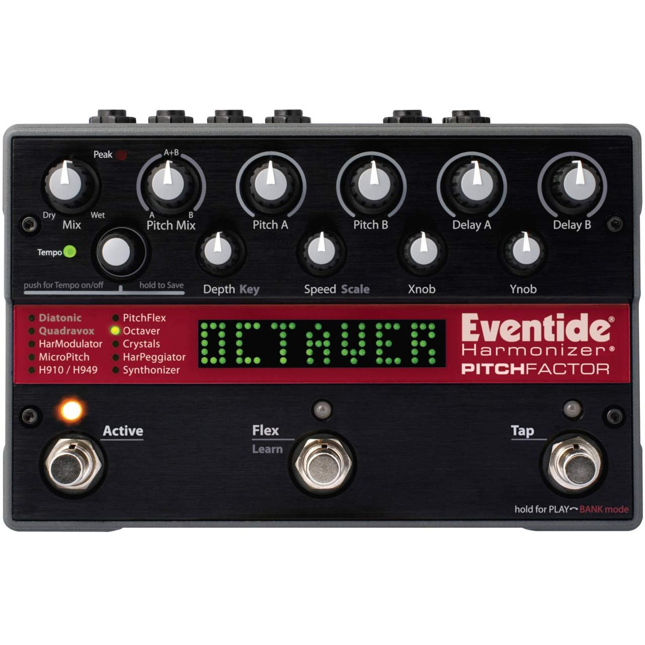 Pedals & Effects - Eventide PitchFactor - Harmonizer Effects Processor