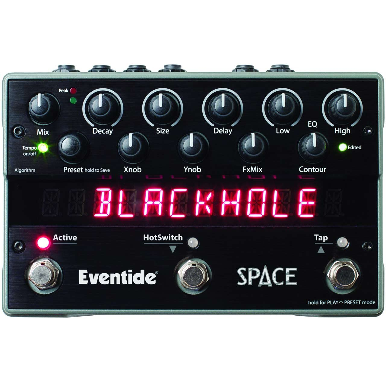 Pedals & Effects - Eventide Space - Reverb Effects Processor