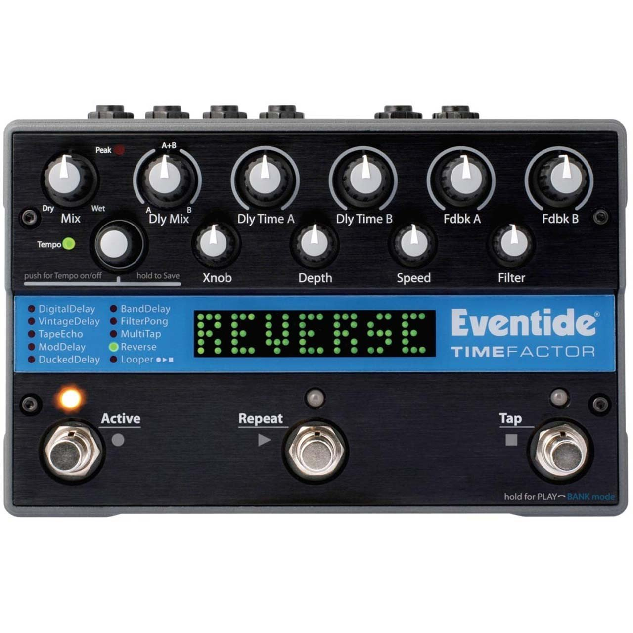 Pedals & Effects - Eventide TimeFactor - Delay Effects Processor
