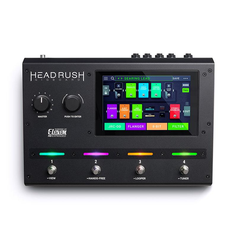 HeadRush Gigboard Guitar Effects Processor
