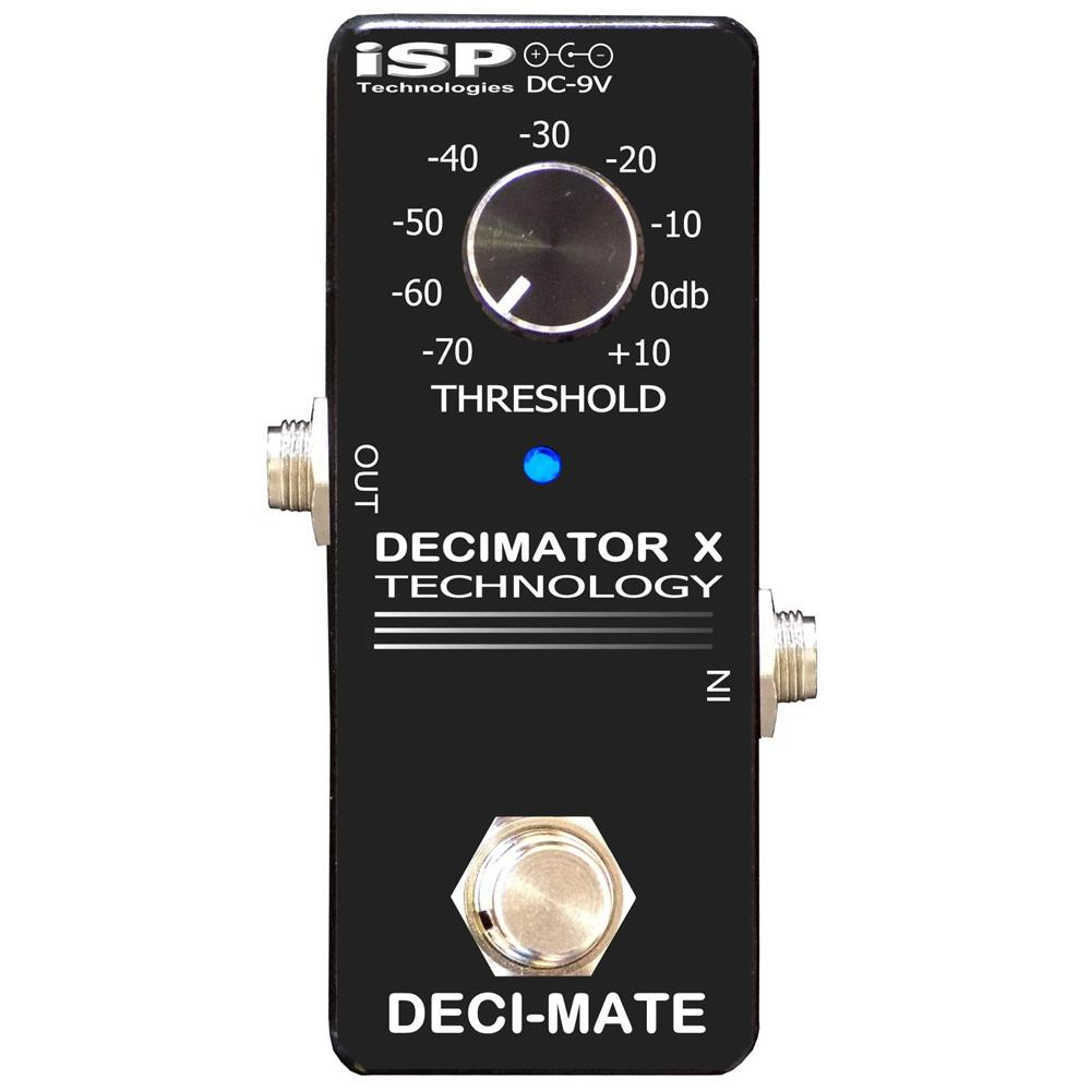 Pedals & Effects - ISP Technologies DECI-MATE Micro Decimator Pedal