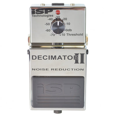 Pedals & Effects - ISP Technologies Decimator II Noise Reduction Pedal