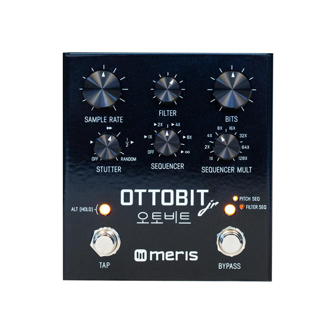 Pedals & Effects - Meris Ottobit JR Bit Crushing Pedal