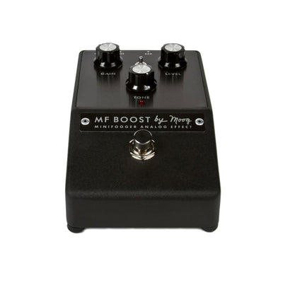 Pedals & Effects - Moog MINIFOOGER MF BOOST Pedal
