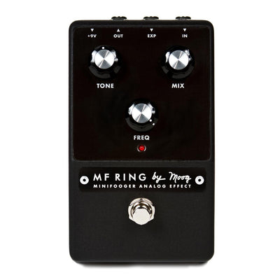 Pedals & Effects - Moog MINIFOOGER MF RING Analog Effect Pedal