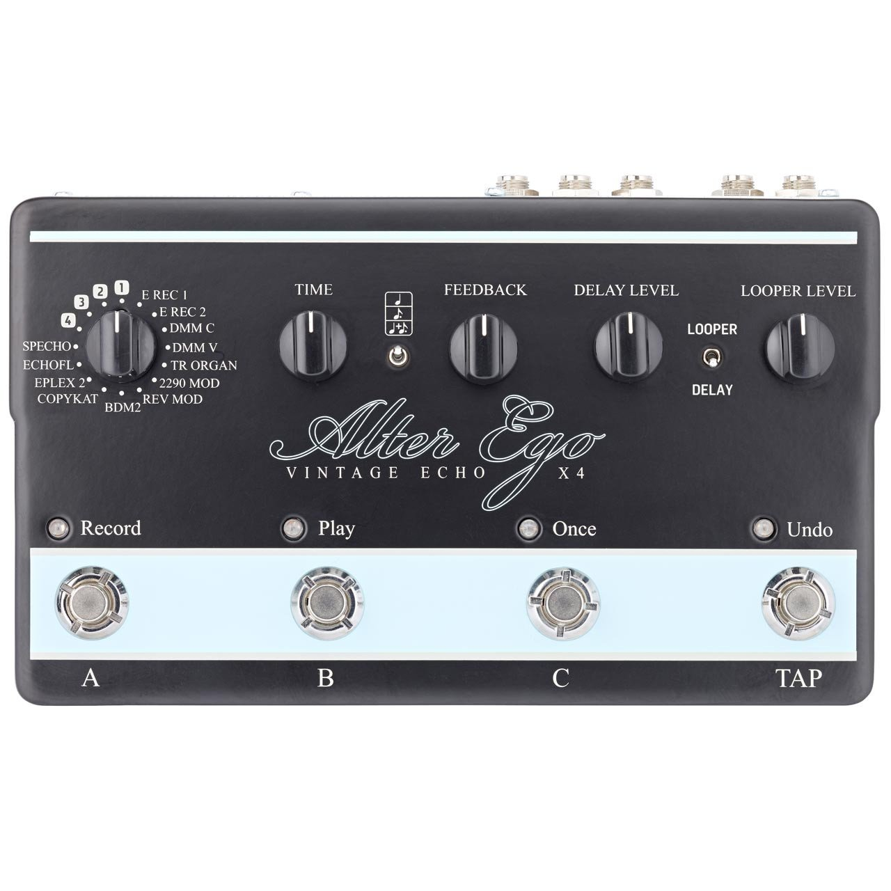 Pedals & Effects - TC Electronic Alter Ego X4 Vintage Echo
