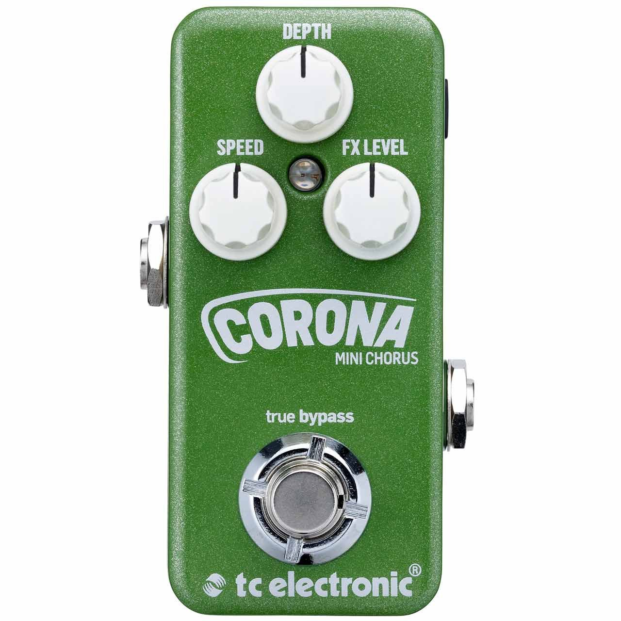 Pedals & Effects - TC Electronic Corona MINI Chorus