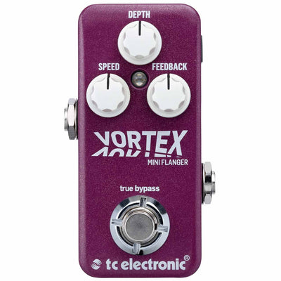 Pedals & Effects - TC Electronic Vortex MINI Flanger