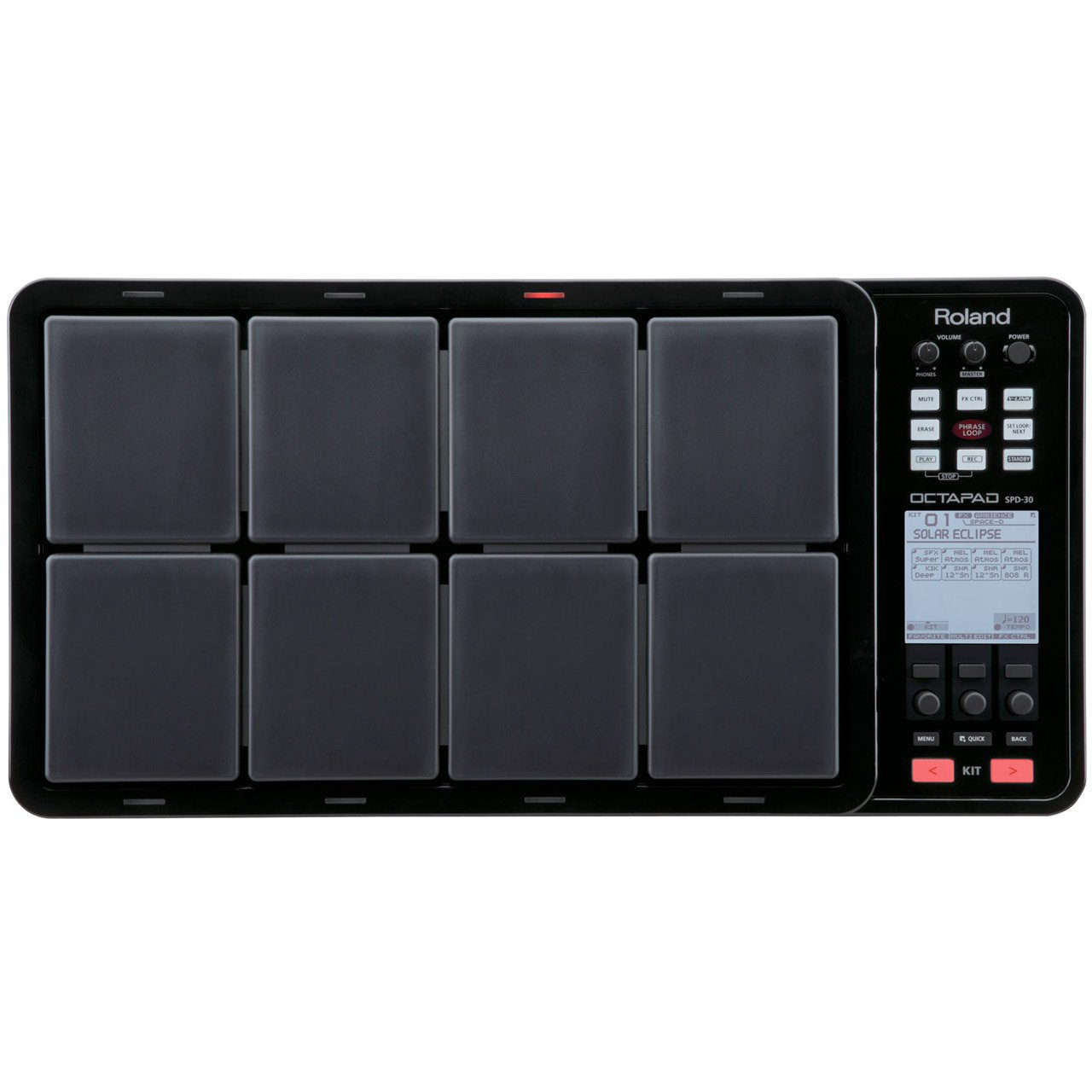 Percussion Controllers - Roland OCTAPAD SPD-30 DIGITAL PERCUSSION PAD
