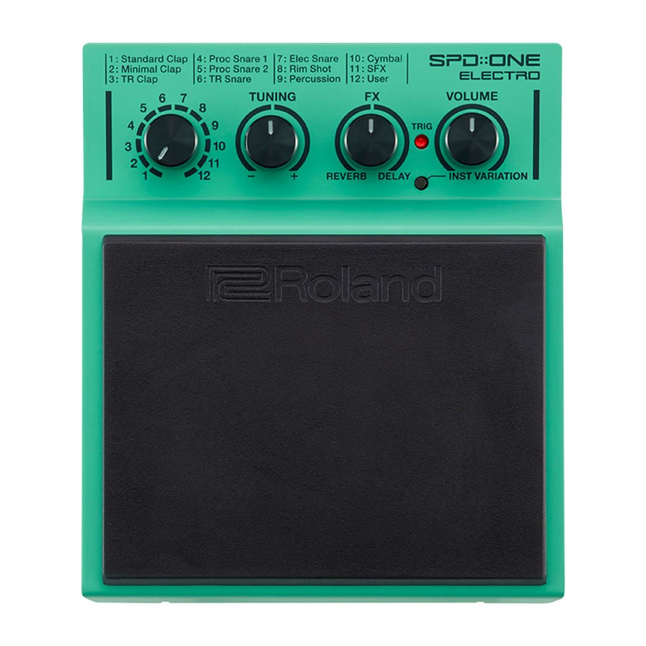 Percussion Controllers - Roland SPD ONE Electro Percussion Pad