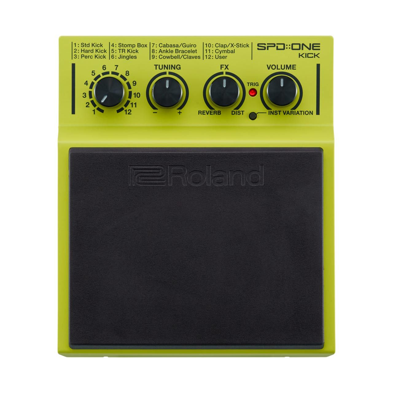Percussion Controllers - Roland SPD ONE Kick Percussion Pad