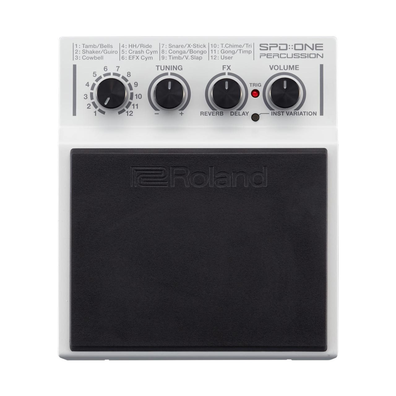 Percussion Controllers - Roland SPD ONE Percussion - Percussion Pad