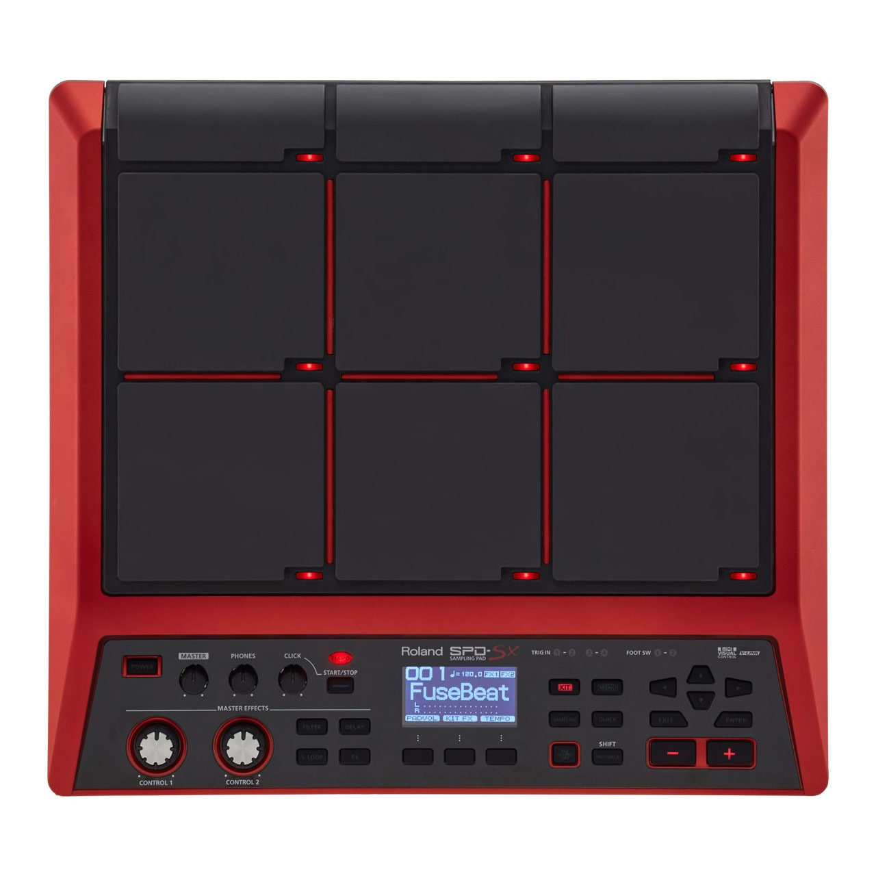 Percussion Controllers - Roland SPD-SX Special Edition Sampling Pad
