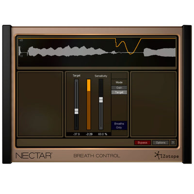 Plug-in Effects - IZotope Nectar 2 Vocal Production Suite Software