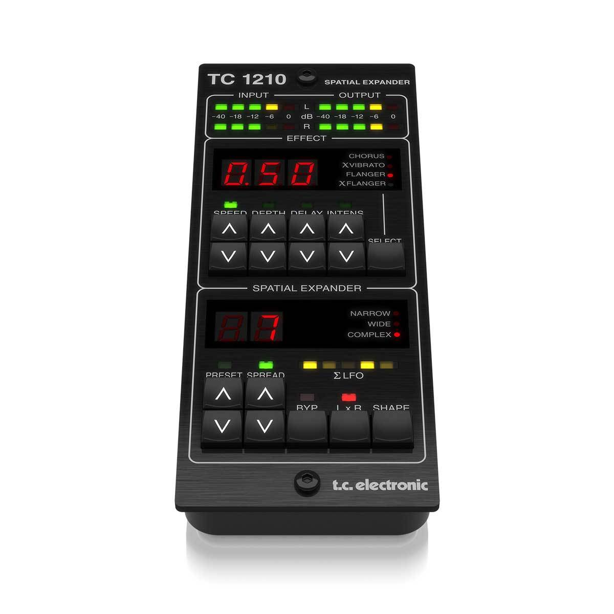 Plug-in Effects - TC1210-DT Spatial Expander Plug-In With USB Hardware Controller
