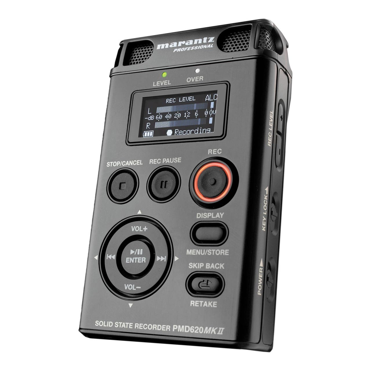 Portable Recorder - Marantz PMD620MKII Handheld Solid State Recorder