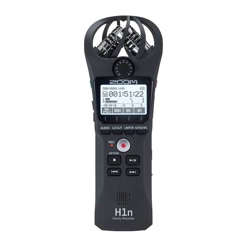 Portable Recorder - Zoom H1n Handy Recorder