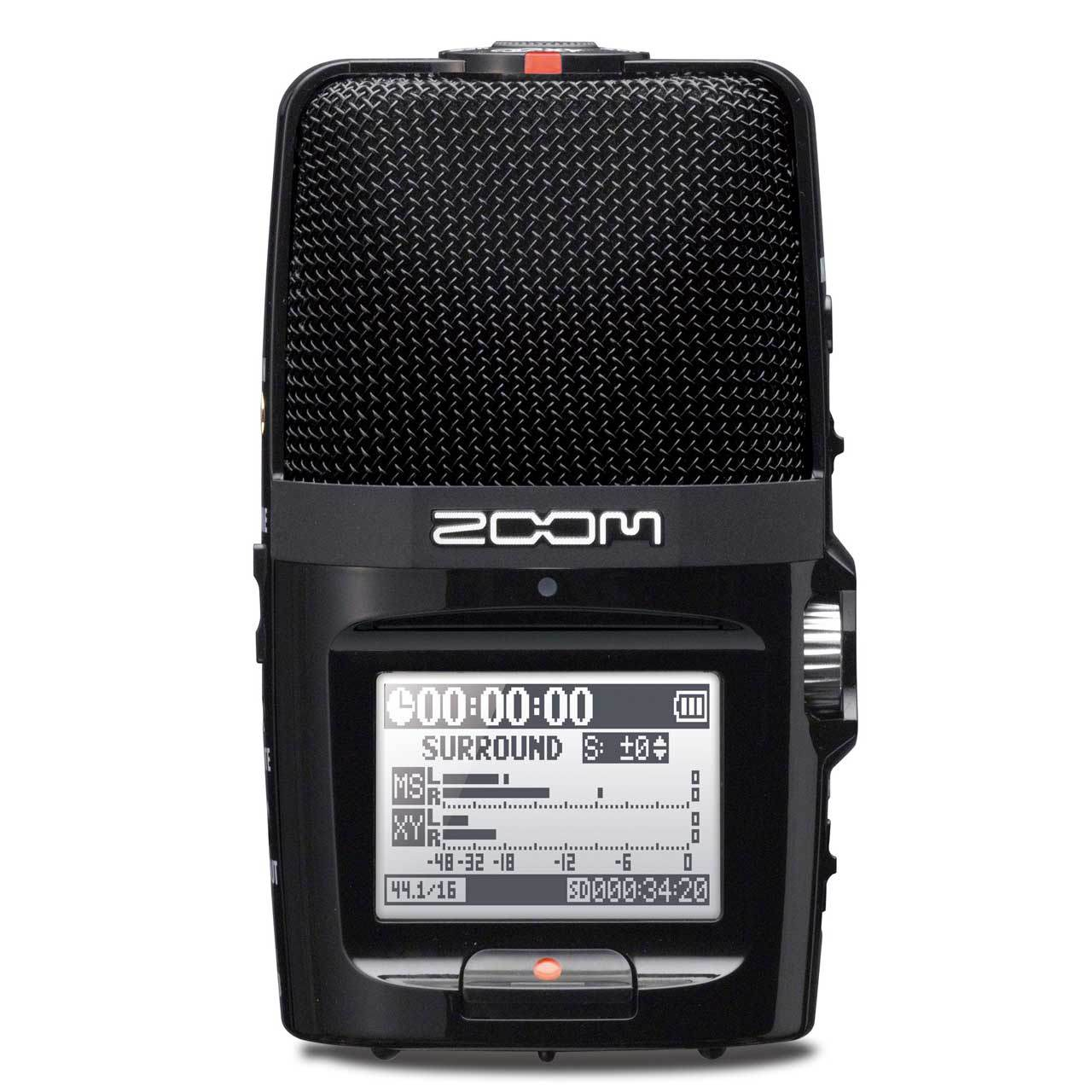Portable Recorder - Zoom H2N Handy Recorder