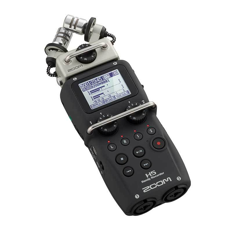 Portable Recorder - Zoom H5 Handy Recorder