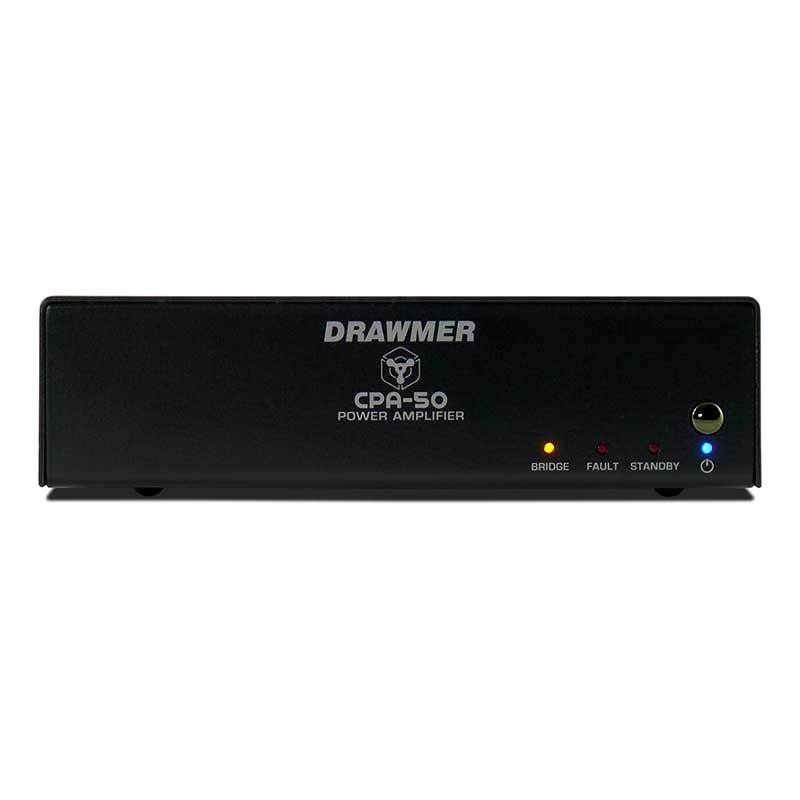 Power Amplifiers - Drawmer CPA-50 - Power Amplifier