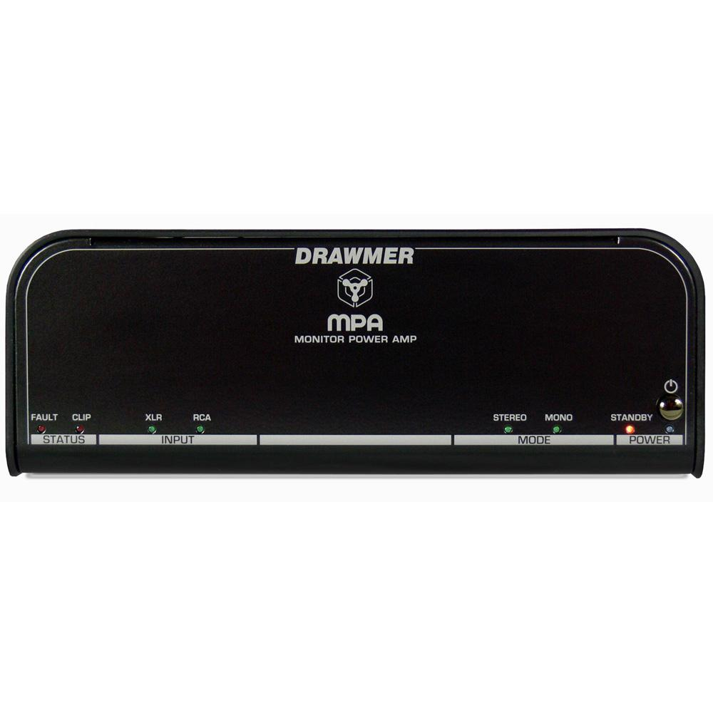 Power Amplifiers - Drawmer MPA-90 - Power Amplifier