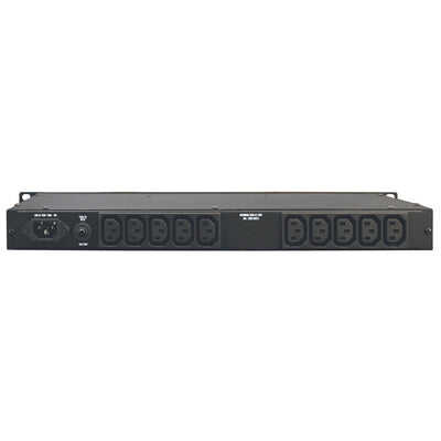 Power Conditioners - Furman M-10x E Power Conditioner